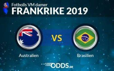 Australien vs Brasilien