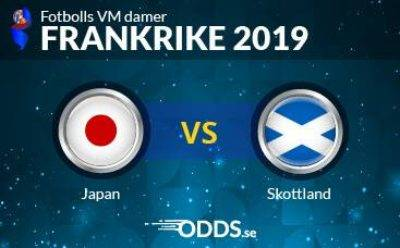 Japan - Skottland