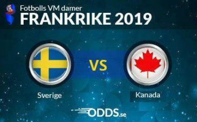 sweden - canada-