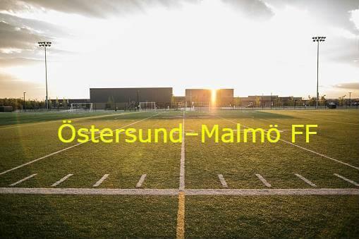 Östersund–Malmö FF