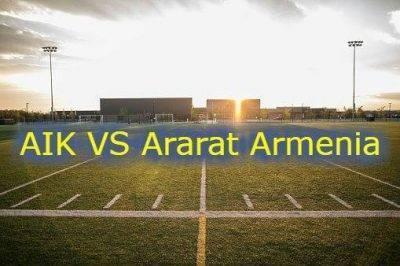 AIK – Ararat Armenia