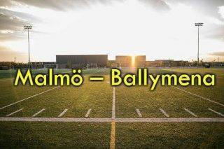 Malmö FF–Ballymena United