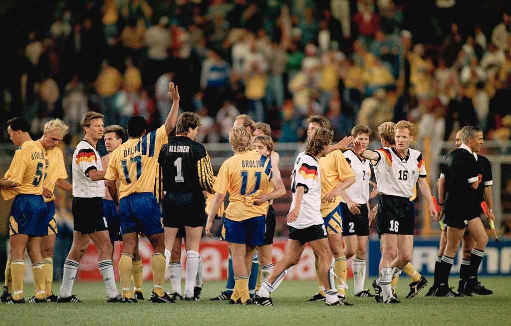 EM 1992, Råsunda fotbollsstadion