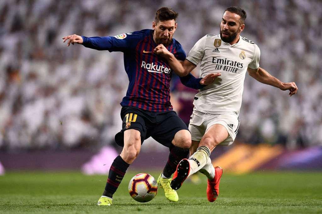 la liga - spanska ligan