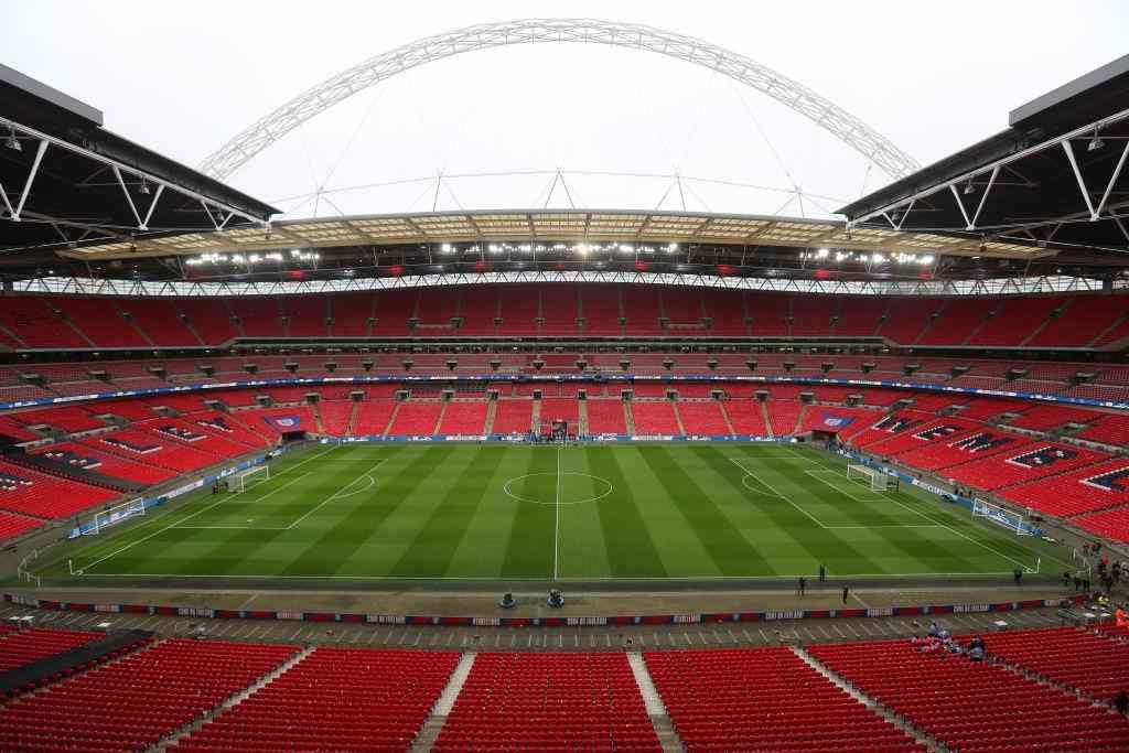 Wembley Stadium 1024 × 683