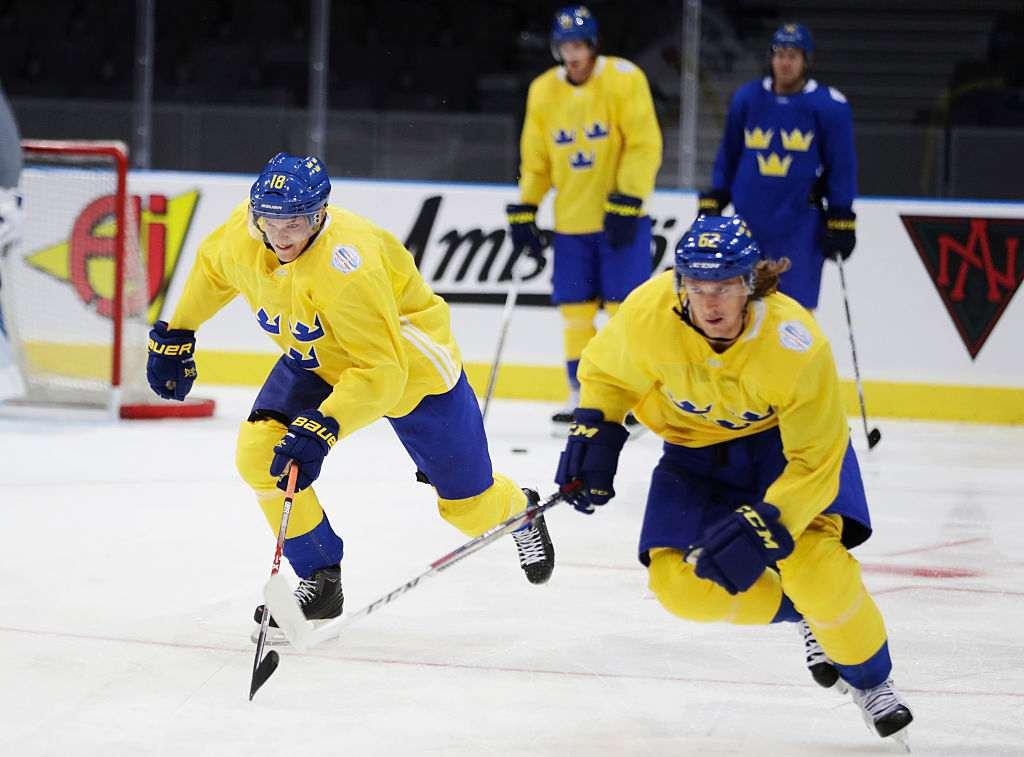 ishockey vm 2016. Sverige-Finland