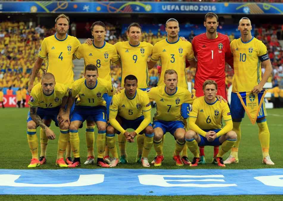 Sverige i EM 2016