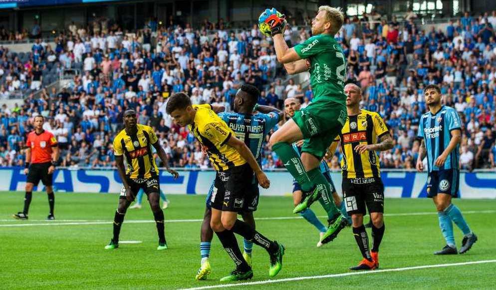 Allsvenskan ligan