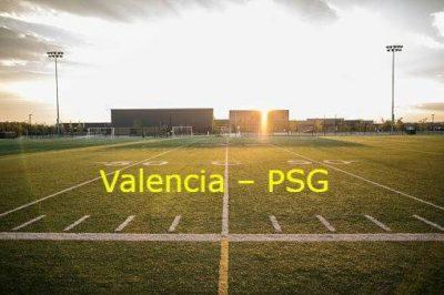Valencia – PSG