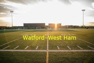 Watford–West Ham