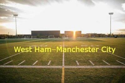 West Ham–Manchester City