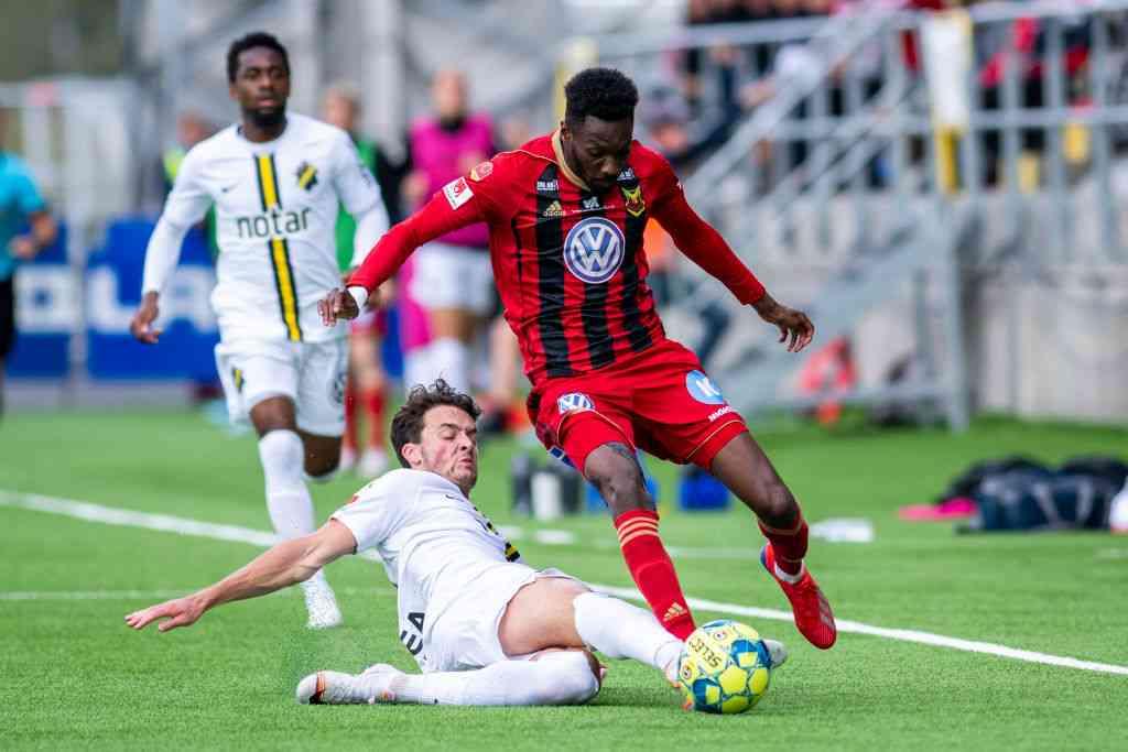 allsvenskan Ostersunds FK v AIK