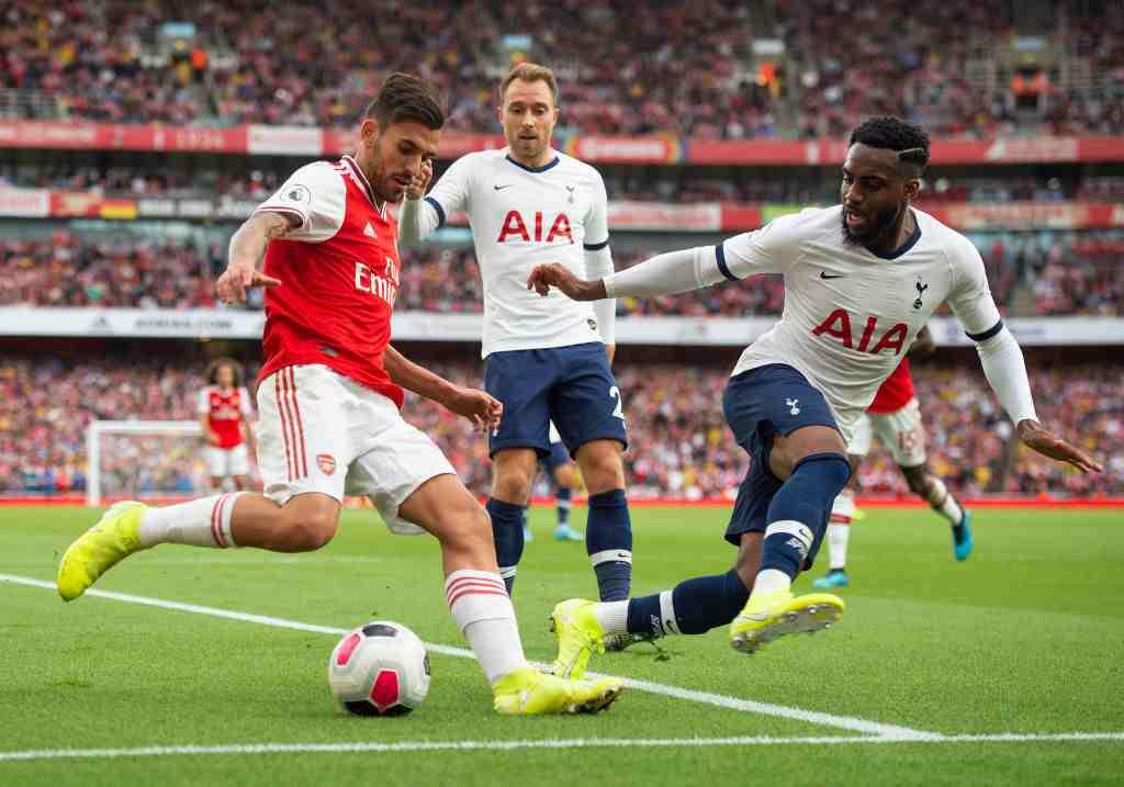 premier league - Arsenal FC v Tottenham