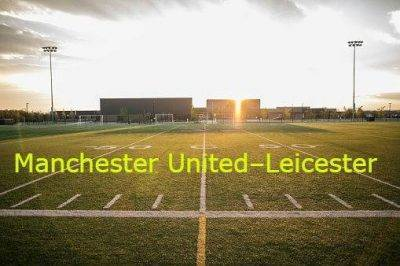 Manchester United–Leicester
