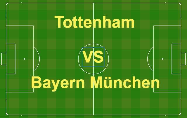 Tottenham-bayern