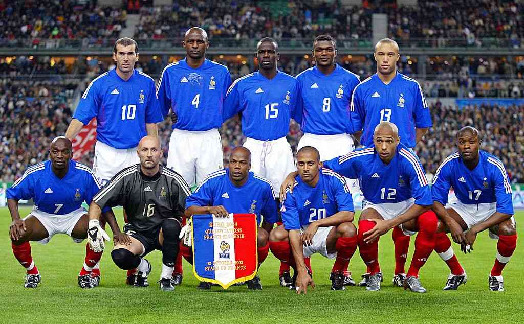 France's national football team 1024x634