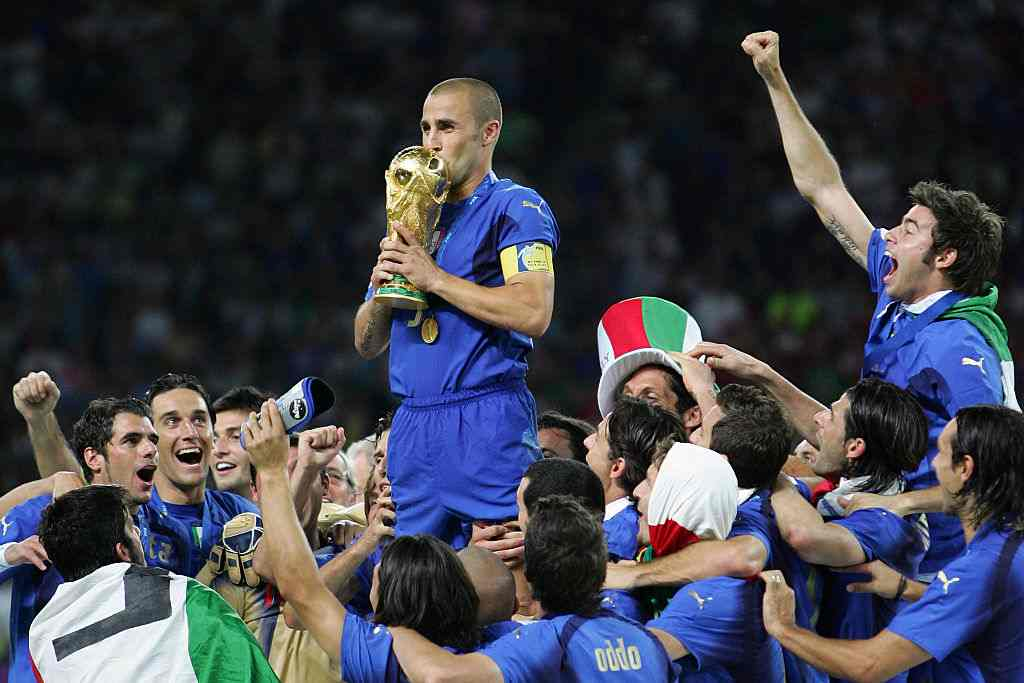 FIFA World Cup 2006 - Finals - Italy vs. France