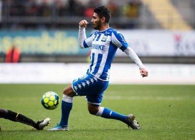 Hosam Aiesh of IFK Goteborg 1024x736