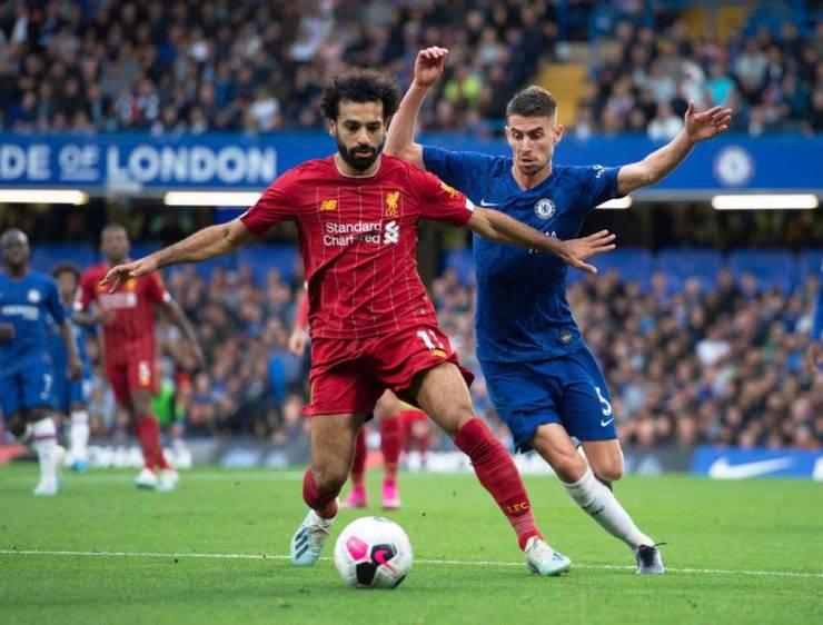 Chelsea v Liverpool premier league