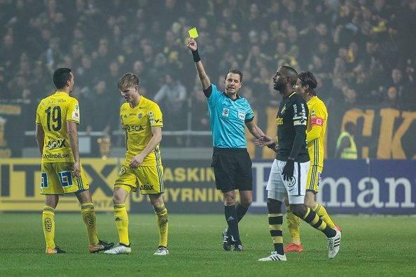 AIK v GIF Sundsvall – Allsvenskan 594×396