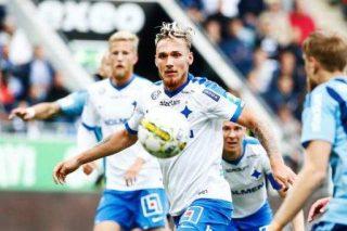 Linus Wahlqvist IFK Norrkoping 594x396