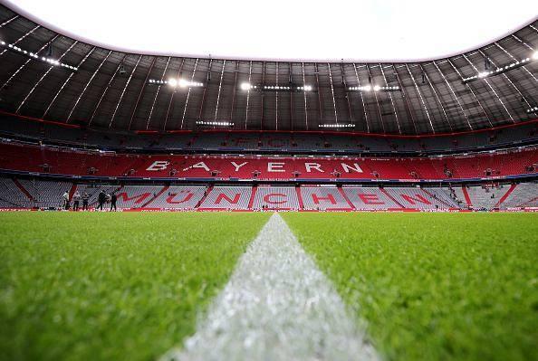 Allianz Arena staduim 594x399