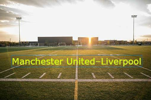 Manchester United–Liverpool
