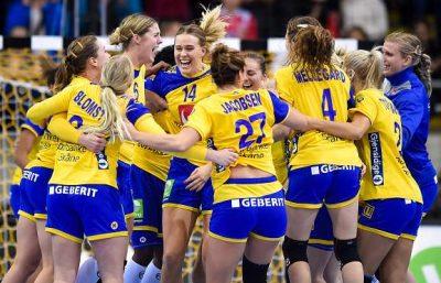 Sverige - Handbolls-VM, damer 2017 - 577x371