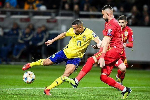 Rumänien–Sverige