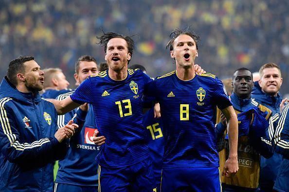 Sverige landslag i fotboll