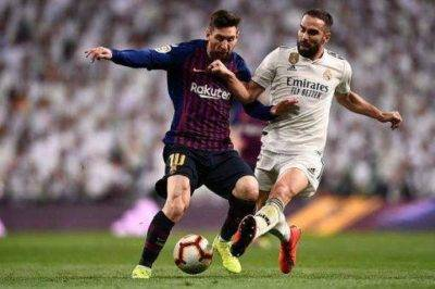 FC Barcelona Real Madrid El Clasico 594x396