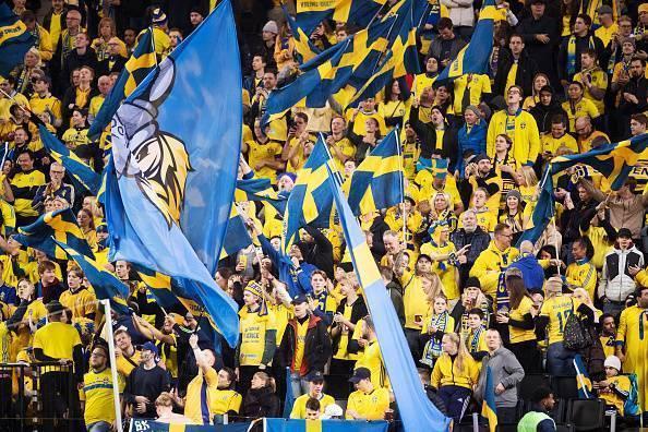 Sveriges trupp EM 2020