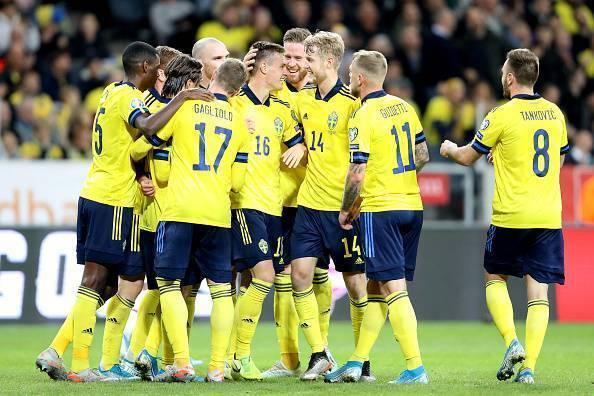 Odds Sverige EM 2020