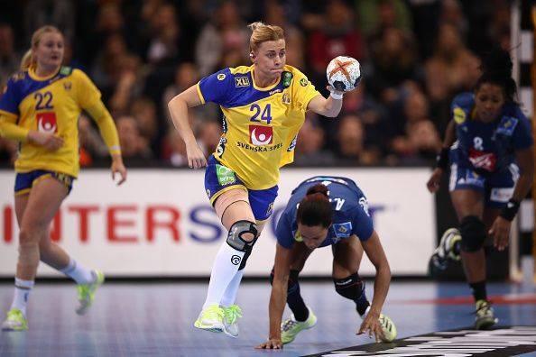 Sverige - Handbolls-VM, damer 2017 594x396