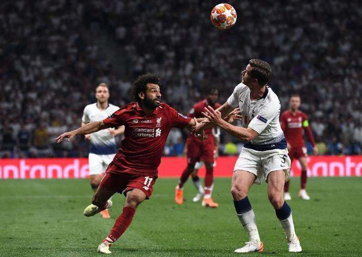 Tottenham–Liverpool