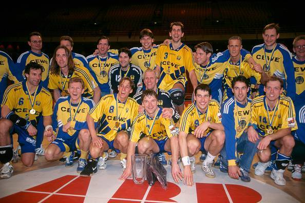 Sweden Handball in 1996