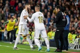 Real Madrid–Sevilla