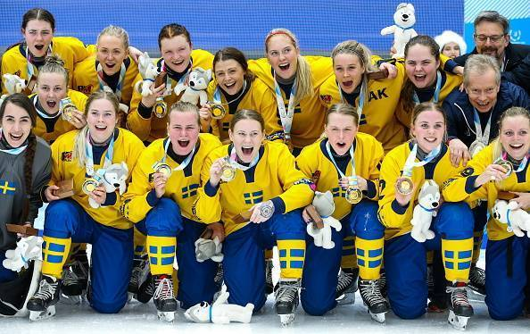women's bandy Sweden