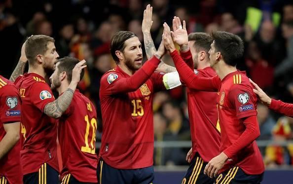 Spain UEFA EURO 2020
