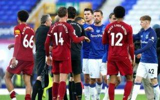 Everton–Liverpool - Premier League
