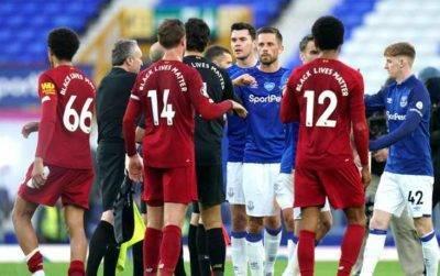 Everton–Liverpool - Premier League