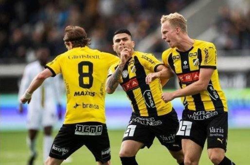 BK Hacken v AIK – Allsvenskan