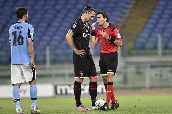 SS Lazio vs AC Milan: Serie A