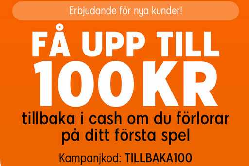 Odds 888 100 kronor