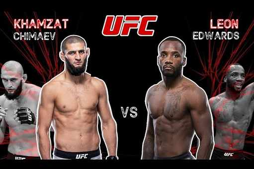 Speltips khamzat chimaev vs leon edwards