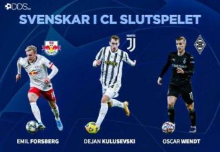 Svenskar i Champions League Playoffs