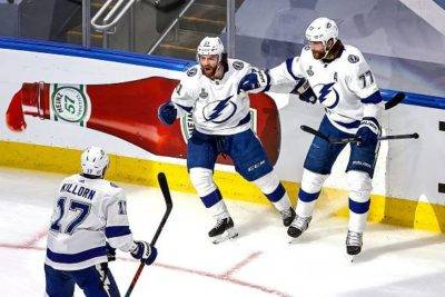 photo GettyImages :2020 NHL Stanley Cup Final - Game Six