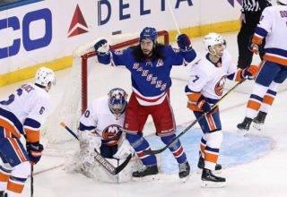 photo GettyImages New York Islanders v New York Rangers