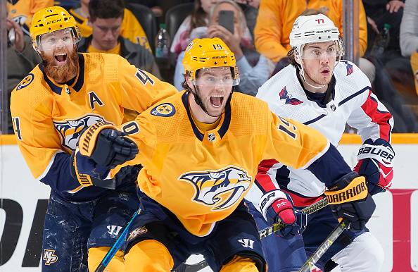 Washington Capitals v Nashville Predators