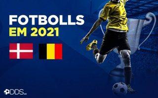 danmark mot belgien odds